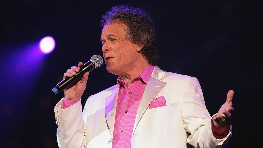 Jean-François Michaël lors de la tournée des idoles à Lyon le 22 mai 2008.