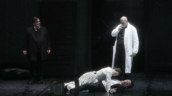 Jakob Lenz, mis en scène par Andrea Breth à Aix
