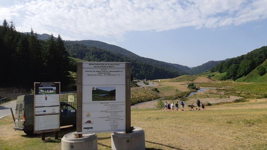 Pays Basque Le Lac D Iraty A Disparu