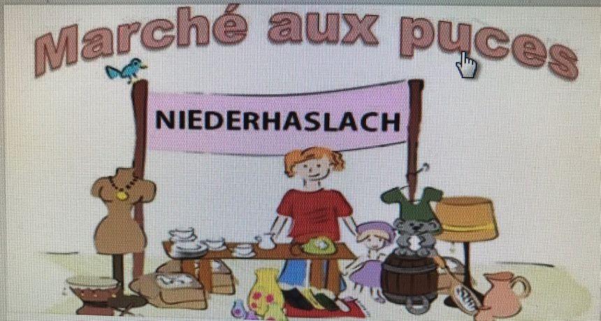 Puces à Niederhaslach