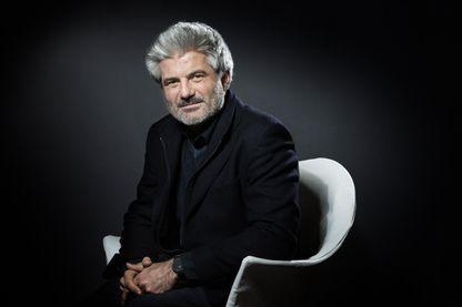Portrait de l'écrivain, Laurent Gaudé.