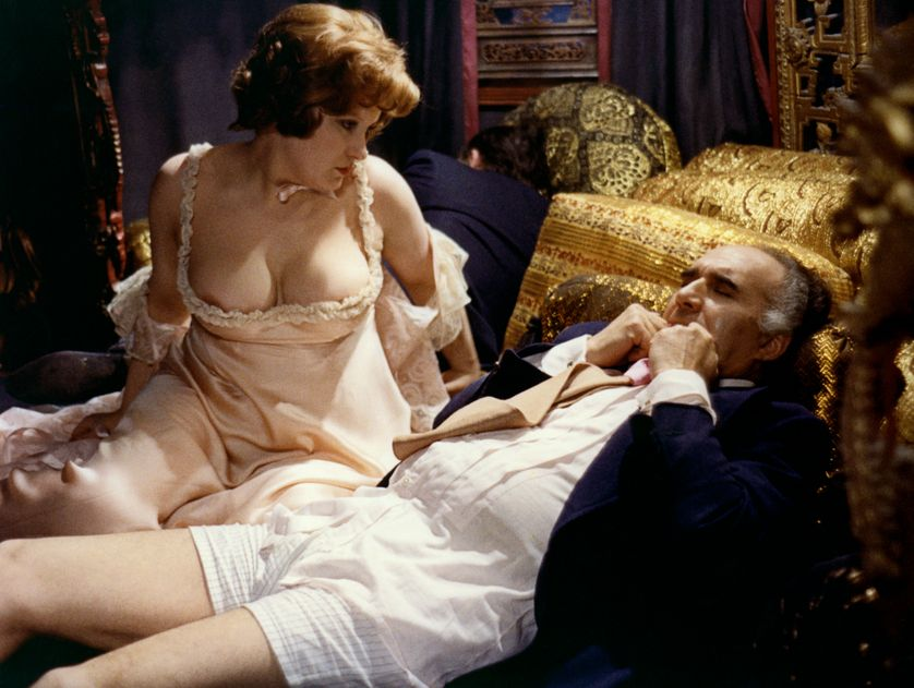 1973 : la Grande Bouffe de Marco Ferreri, indigestion sur la Croisette !