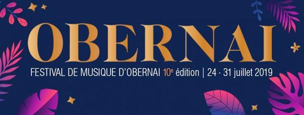 10e Festival de Musique d'Obernai