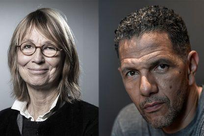 Françoise Nyssen et Roschdy Zem