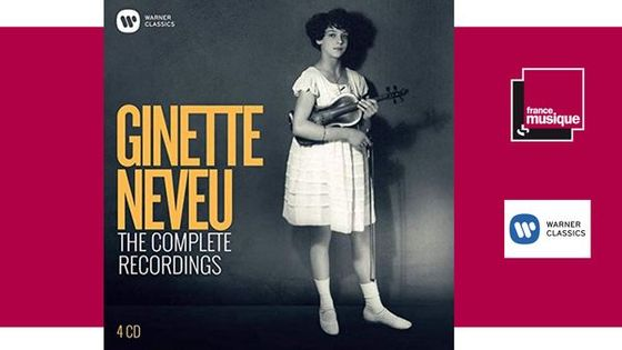 Ginette Neveu - The complete recordings