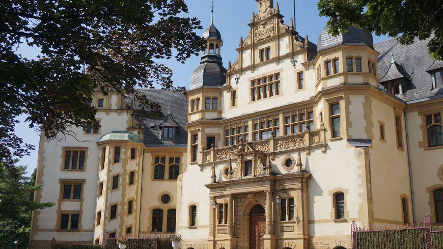 Le Palais du gouverneur militaire de Metz