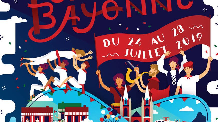 Les Fêtes de Bayonne 2019 à revivre en vidéo