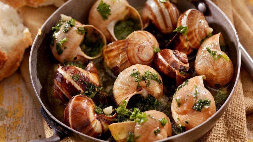 Les escargots Jacot Billey sont préparés de façon artisanale