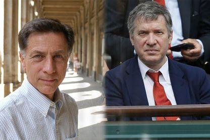 François Armanet et Thierry Rey