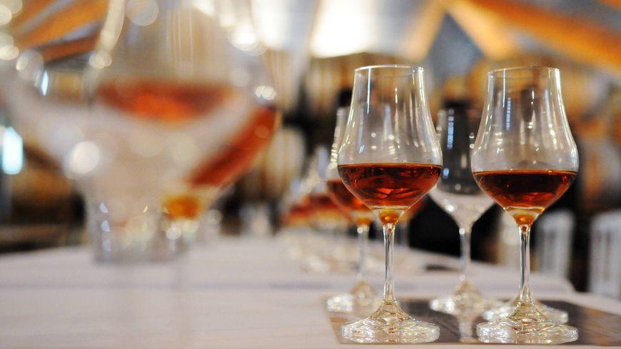 L'Armagnac représente 40 millions d'euros de chiffre d'affaires