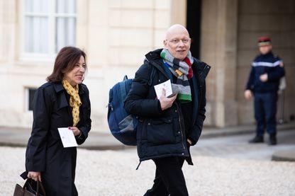 Philosophe, membre du Comité national d'éthique, Frédéric Worms a été reçu avec d'autres intellectuels à l'Élysée, dans le cadre du Grand débat national.