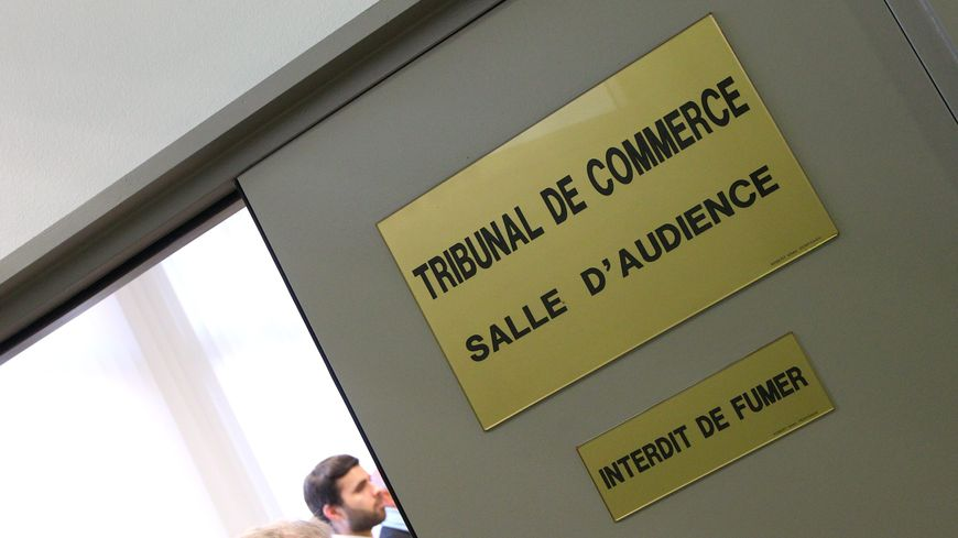 Tribunal de commerce, image d'illustration