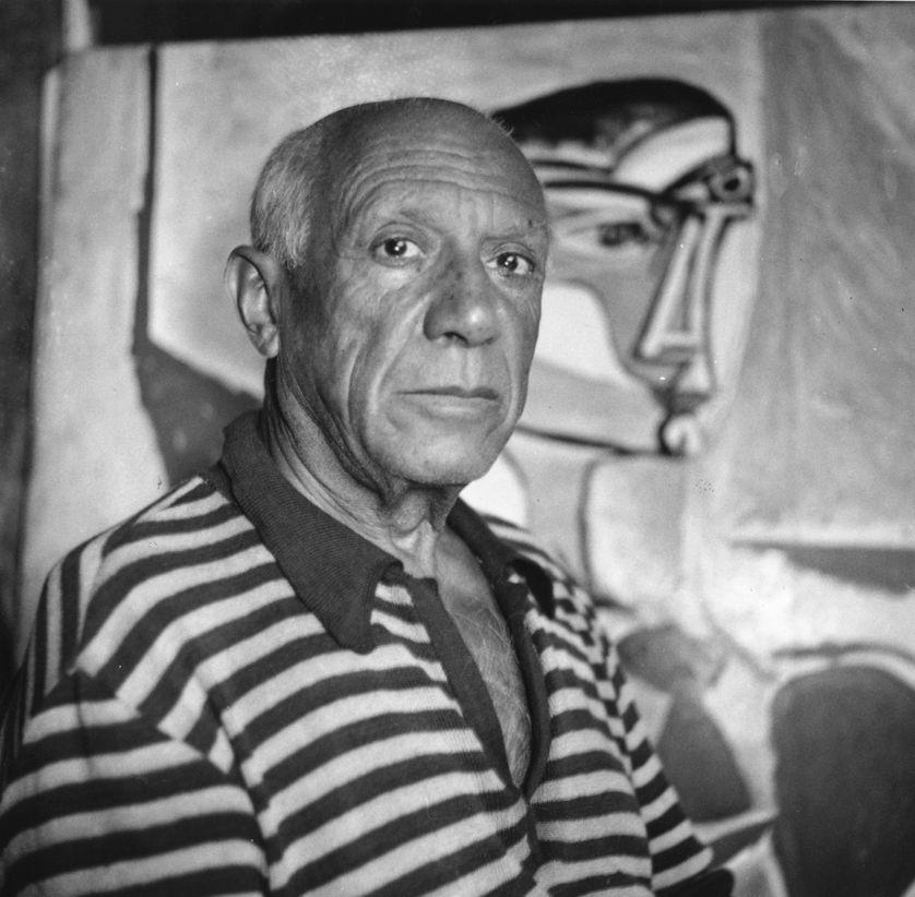 """Picasso : """"Quand je n'ai pas de bleu, je mets du rouge"""""""