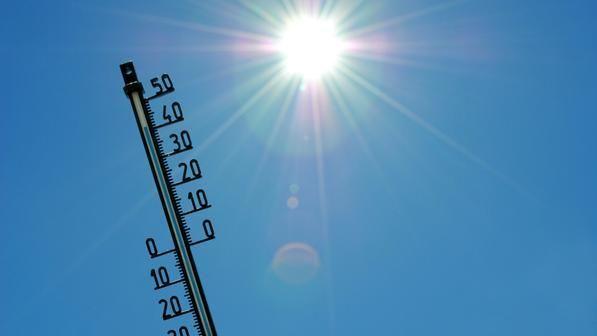 Les nouveaux records historiques de chaleur viennent d'être établis ce mardi en Limousin
