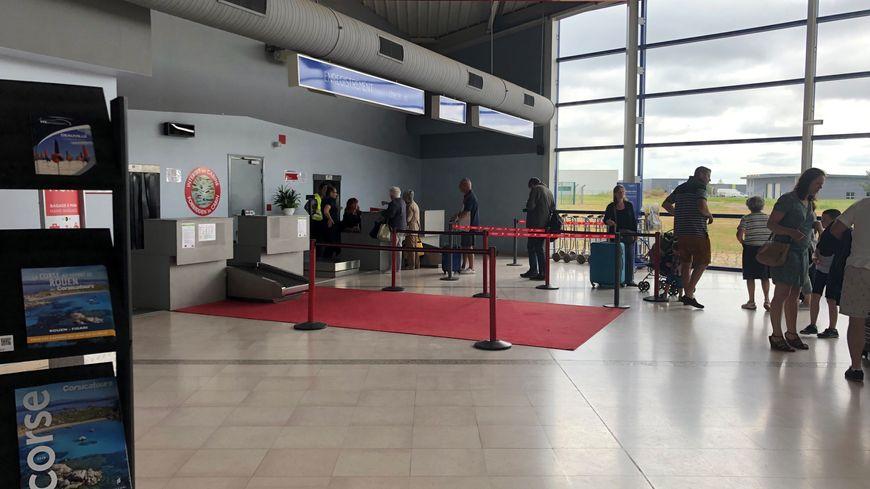 Deux vols pour la Corse sont proposés cet été depuis Rouen