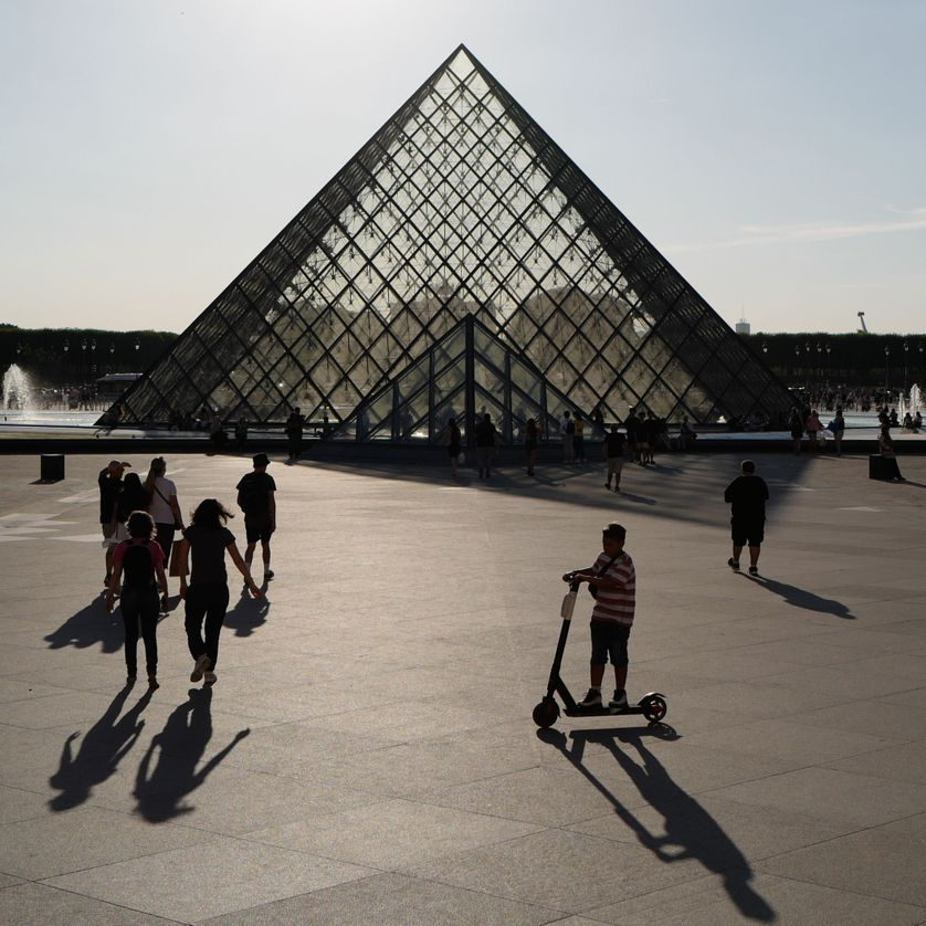 Le Louvre, les raisons du succès