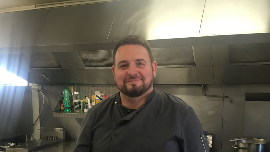 Le Chef Jérôme Menu