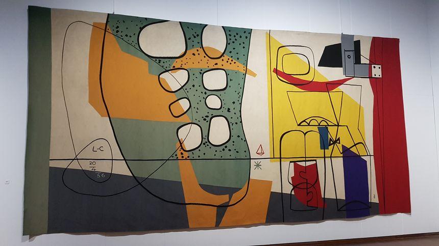 """Oeuvre """"Unesco"""" du Corbusier"""