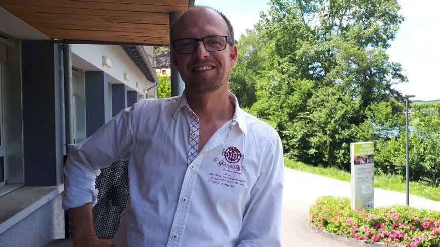 Patrice Jaubert, Directeur de la fédération de pêche du Lot (46)