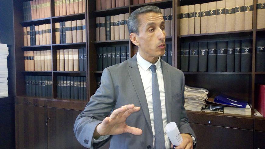 Abelkrim Grini, procureur de la République de Roanne