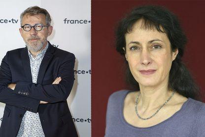 Jamy Gourmaud et Belinda Cannone