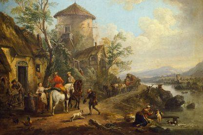 Tableau de Jean-Baptiste Lallemand