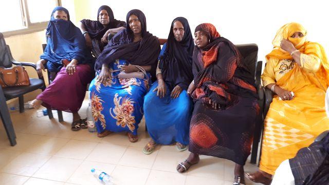 Les femmes de Ménaka sont les premières victimes de l'insécurité qui règne dans la zone.