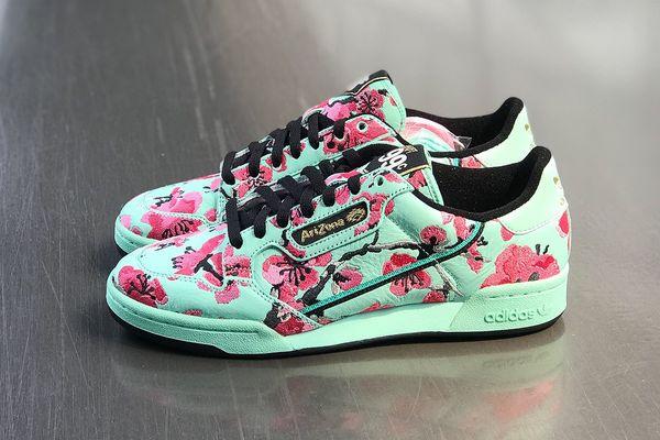 chaussure adidas police