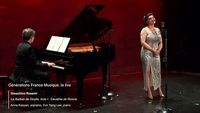 Gioacchino Rossini : Le Barbier de Séville : Acte I (Anna Kasyan/Yun Yang Lee)