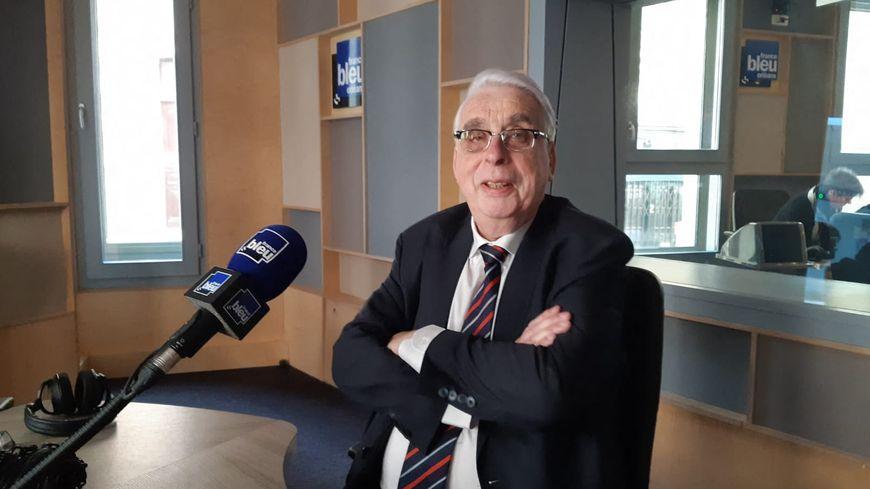 Le sénateur socialiste Jean-Pierre Sueur