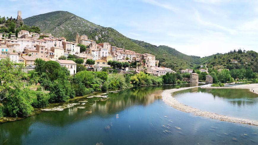 Commune de Roquebrun (Hérault)