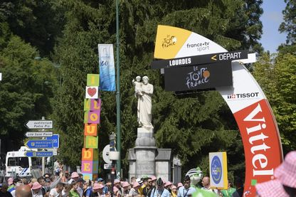 Tour de France : contre la montre à Pau