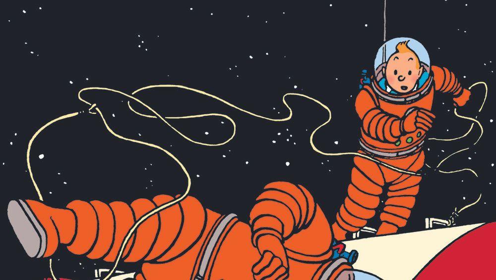 Hergé Derrière Les Extraordinaires Bd De Tintin Sur La