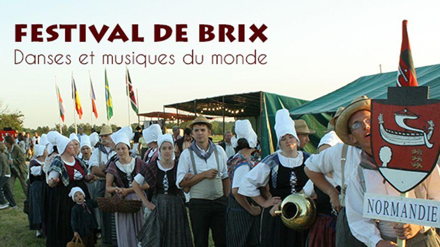 Festival Danse avec le Monde 2019 à Brix avec France Bleu Cotentin