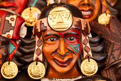 Masque Inca.