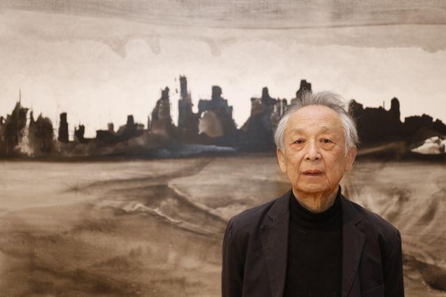 L'artiste Gao Xinjiang