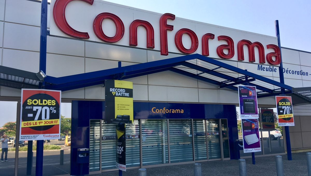 Conforama Trois Magasins D Occitanie Parmi Les 32 Sites Qui Vont Fermer
