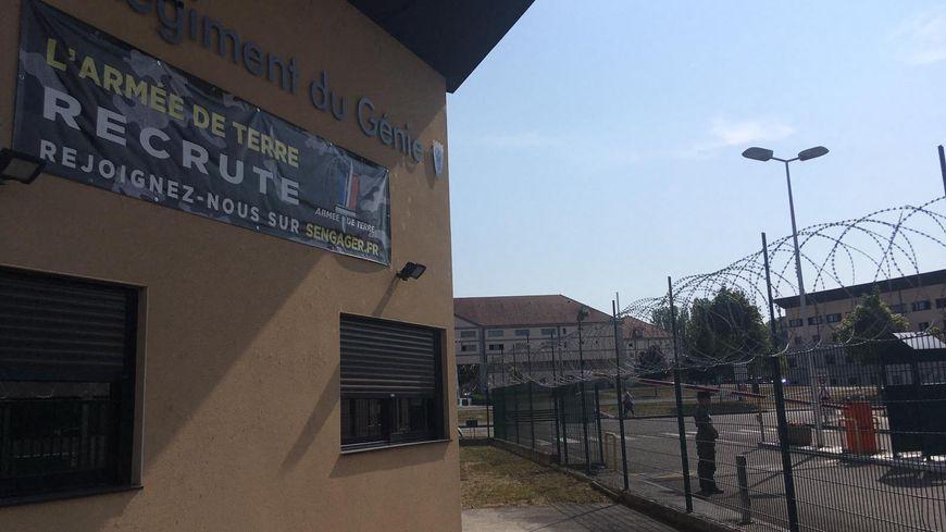 Le 19e RG de Besançon en deuil après le décès de 3 militaires en Guyane le 17 juillet. Ils participaient à une mission contre l'orpaillage illégal.