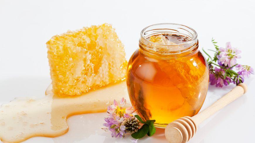 Un bienfait pour la santé, le miel.