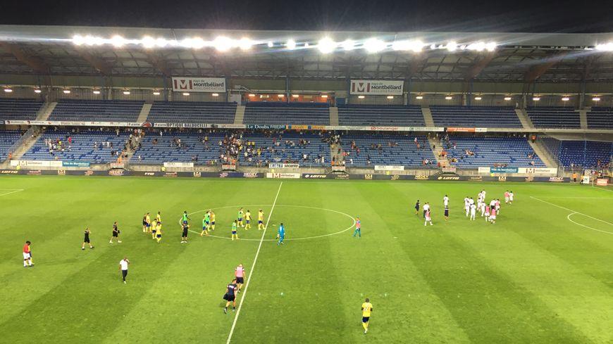 Plus de 6000 spectateurs sont venus assister à la reprise de la saison à Bonal face à Caen