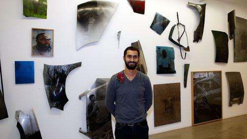 """Mohamed Bourouissa : """"Dans Caravage, je retrouve une forme d'instantané"""""""