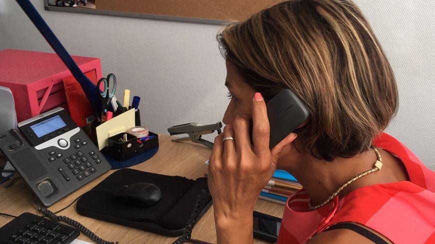 Les infirmières du CCAS de Belfort téléphonent tous les jours pendant l'alerte canicule