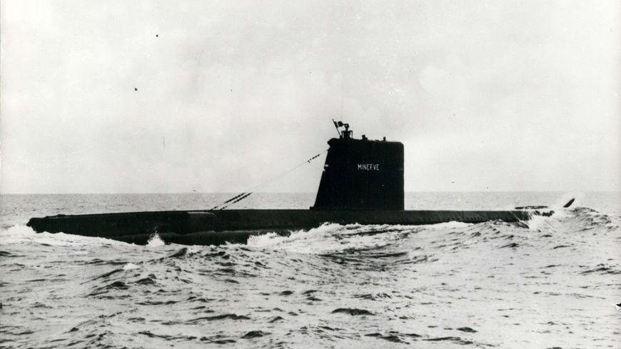 Le sous-marin « La Minerve », disparu en 1968, a été retrouvé au large de Toulon ARCHIVES TOULON 1968 - The Submarine ''Minerve'
