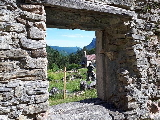 Chaque village garde les traces des combats de la seconde guerre mondiale.