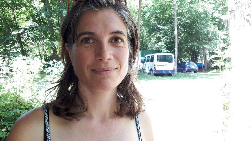 Mélanie Saves, guide conférencière, auteure de livres historiques et d'histoires ariégeoise (09)