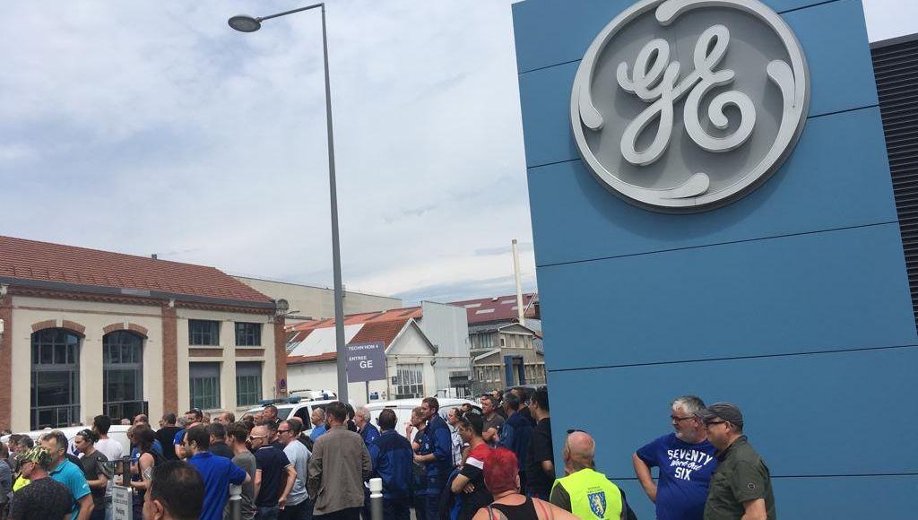 """General Electric: après le décès de trois salariés, lancement d'une alerte de """"danger grave et imminent"""""""