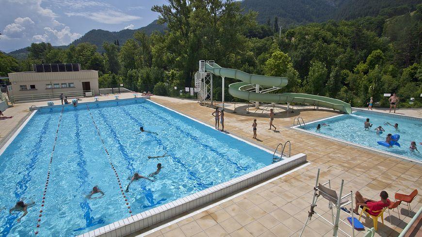 Le bureau de la piscine municipale de Die a été cambriolé.