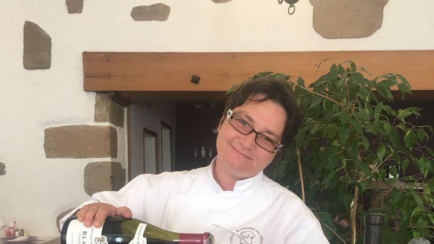 Ioana Clément Toque Blanche du Limousin
