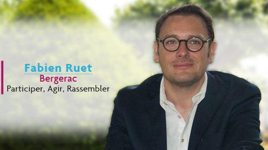 Fabien Ruet mène la liste commune pour le PS et les Verts