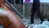 Bernd Alois Zimmermann : Quatre Etudes brèves pour violoncelle seul (Eva Böcker)